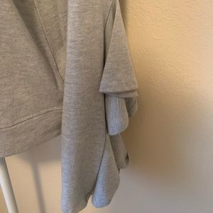 Who What Wear Sweaters - Who What Wear size large gray sweatshirt